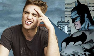 Robert Pattinson pensó que no iba a ser Batman