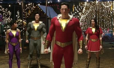 Superboy Prime enfrentará a Shazam