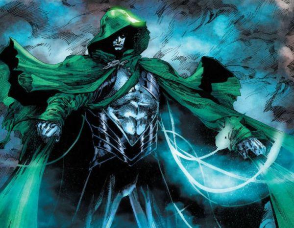 ¿Por qué el traje de Spectre de 'Crisis on Infinite Earths' no es lo que todos esperaban? Spectre_New_52-600x466
