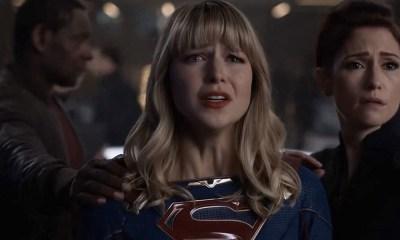 Supergirl y Lena Luthor volverían a ser amigas