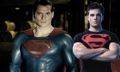 Reunión de Superman y Superboy