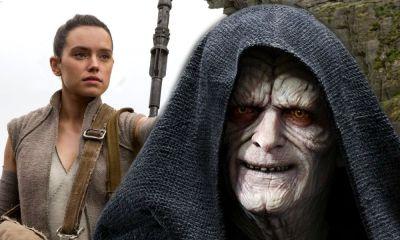 The Last Jedi estableció que Rey era una Palpatine