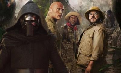 'The Rise of Skywalker' y 'Jumanji The Next Level' lideran las taquillas