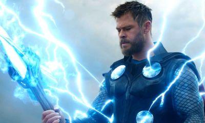 Thor no volvió a usar un poder en el MCU