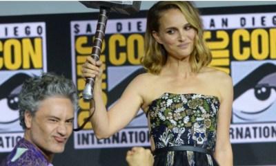 Thor: Love and Thunder abordarían el cancer de mama de Jane Foster