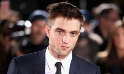 Así se vería Robert Pattinson como Bruce Wayne