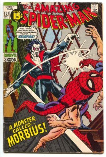 ¿Quién es Morbius, el villano de Spider-Man que tendrá su propia película? bf292912af504b1b6721801a9c4d489f-340x500