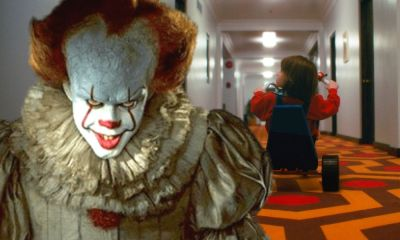 conexión entre 'It' y 'The Shining'