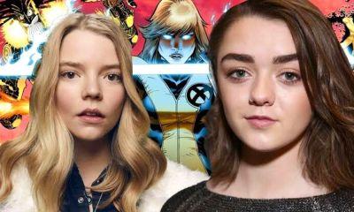 contratiempos de Maise Williams en 'The New Mutants'