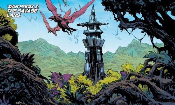 Estos son los escenarios de X-Men que podrían aparecer en el MCU escenarios-de-XMen--600x360