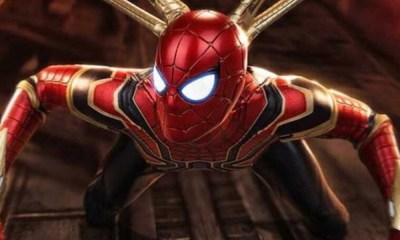 del traje alternativo de Iron-Spider