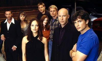 protagonistas de 'Smallville' se reunieron