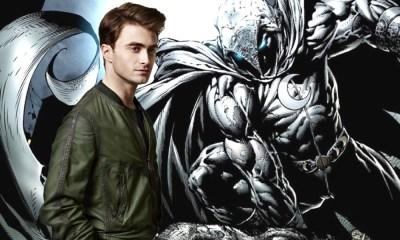 primera imagen de Daniel Radcliffe como Moon Knight
