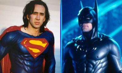 películas de Batman y Superman canceladas
