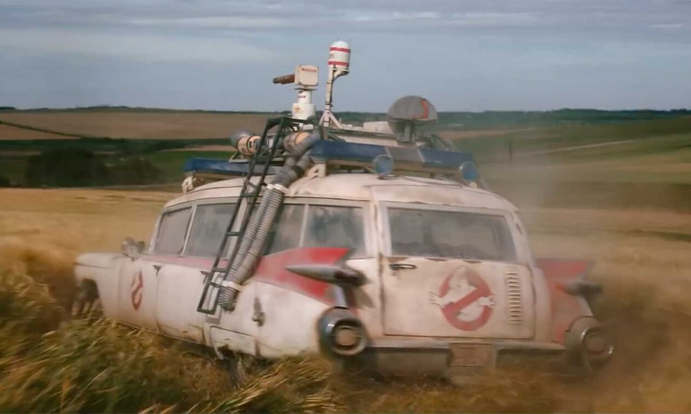 regreso de Bill Murray a 'Ghostbusters: Afterlife'