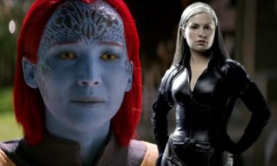 Rogue y Mystique en 'Captain Marvel 2'