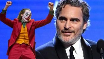 primeras palabras de Joaquin Phoenix por su nominación