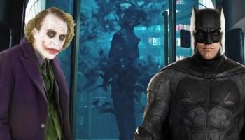 Joker y Batman en trailer de 'Morbius'