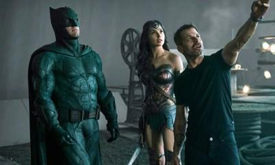 prueba de vestuario de 'Justice League'