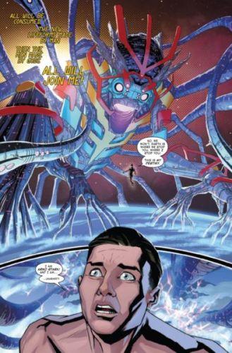 ¿Y Tony Stark? Así se verá el nuevo Iron Man de Marvel iron-man-2020-extinction-entity-preview-329x500