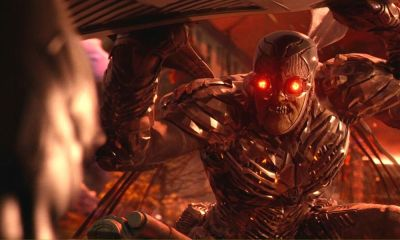 pelea de parademons en 'Justice League' de Snyder
