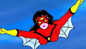 película sobre spider-woman