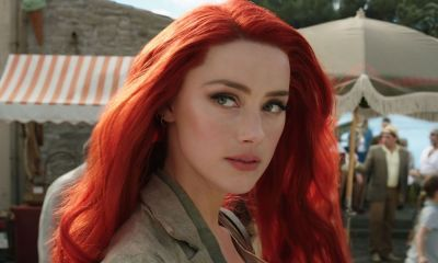 Amber Heard en Aquaman 2