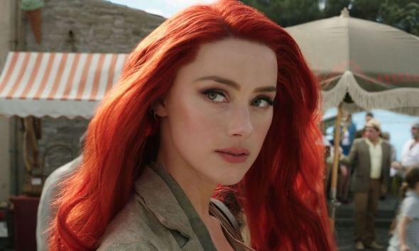 Amber Heard en Aquaman 2