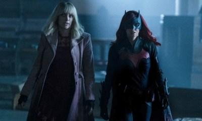 Batwoman presentó a la villana Nocturna