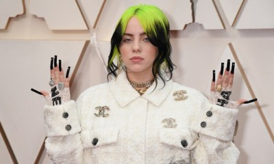 Billie Eilish lanzó la canción de 'No Time to Die'