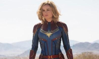 Brie Larson podría codirigir Captain Marvel 2