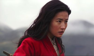 China prohíbe escena de besos en 'Mulan'
