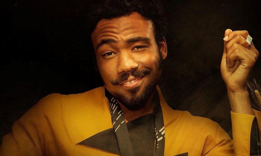 Donald Glover protagonizaría serie de Lando Calrissian