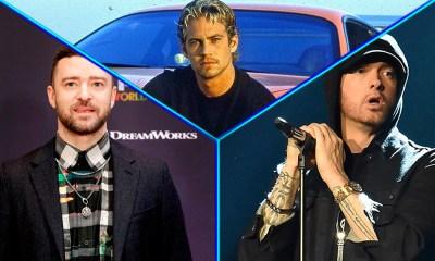 Eminem fue considerado para ser Brian en Fast and Furious
