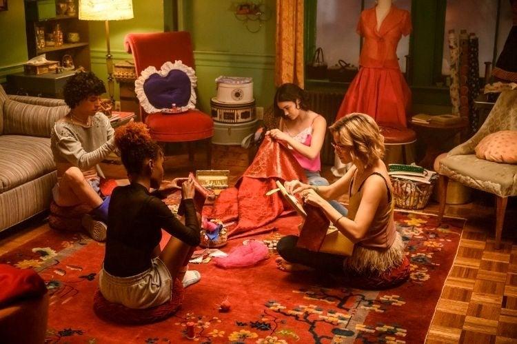 Katy Keene tendrá un reencuentro en su vida lejos de 'Riverdale' Fotos-del-episodio-5-de-Katy-Keene-2