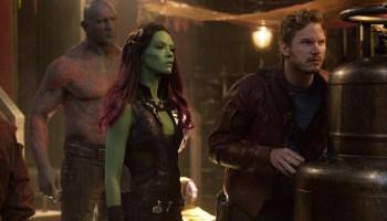 James Gunn concluiría la historia de 'Guardians of the Galaxy'