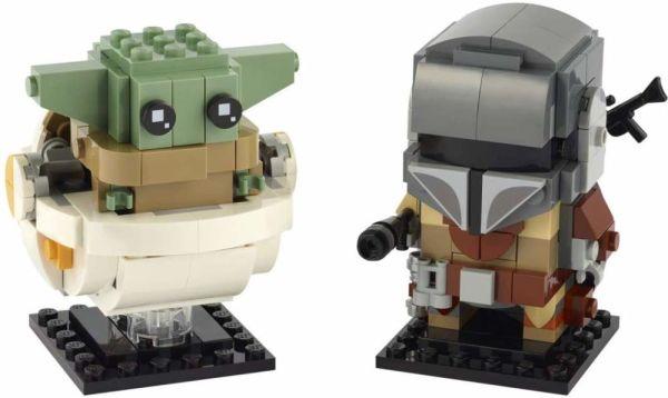 Lego lanza versión de baby Yoda