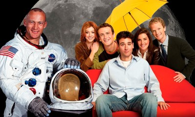 Lily de How I Met Your Mother era familiar de Buzz Aldrin