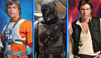 Luke Skywalker en la segunda temporada de'The Mandalorian'