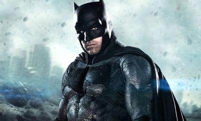 Nueva imagen de Batman en el Snyder's Cut