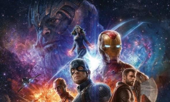 Pósters edición limitada de 'Infinity War' y 'Endgame'