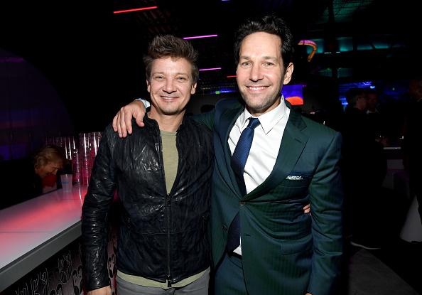 ¿Reencuentro de Avengers? Dos actores fueron vistos preparándose para el Super Bowl Paul-Rudd-Jeremy-Renner