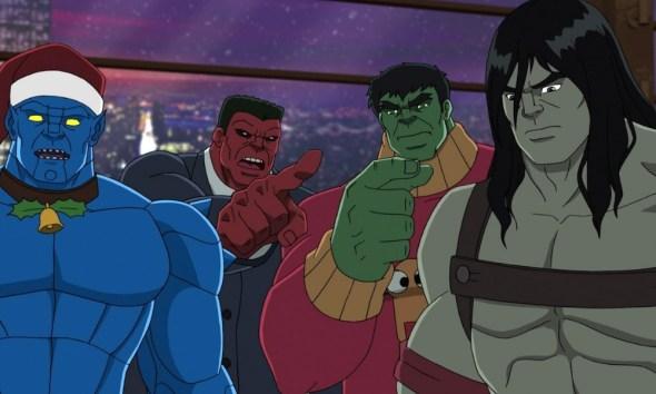 Red Hulk aparecerá en el MCU