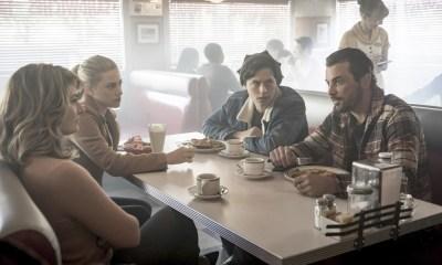 Skeet Ulrich y Marisol Nichols dejarán 'Riverdale'