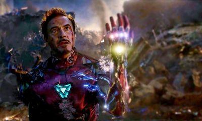 Robert Downey Jr. ensaya para Endgame