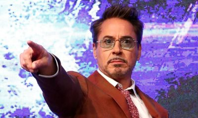 Robert Downey será Green Lantern