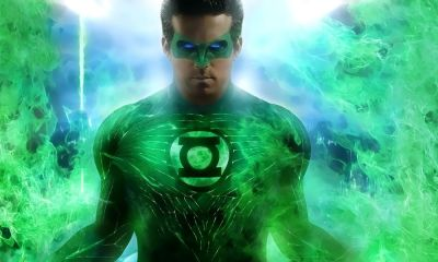 Ryan Reynolds como Green Lantern en el Arrowverse