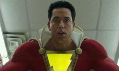 Shazam se enfrentará a Superboy-Prime