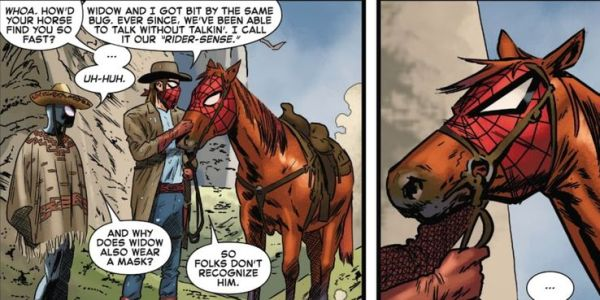 Cowboy Spider-Man mostró una habilidad única en el Spider-Verse Spider-Verse-Web-Swinger-2-600x300