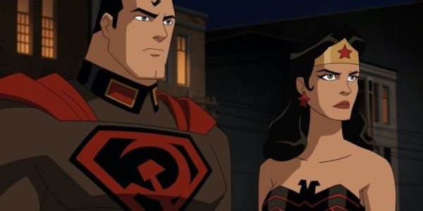 Nueva película de Superman presentará a un héroe como vocero de la comunidad LGBT Superman-Red-Son-1-600x300